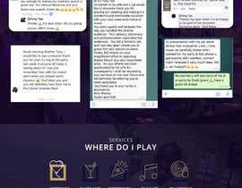 #17 for UI/UX Designer for a website mockup af nikhiltank35