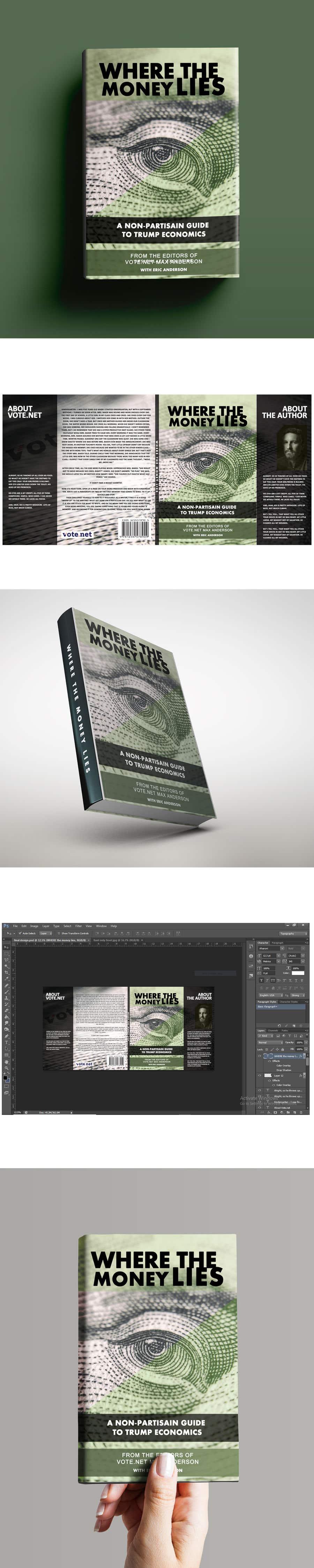Konkurrenceindlæg #227 for Book Cover Design