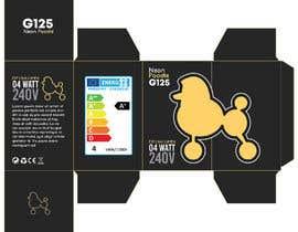 #28 for New Light Bulb Box Design af BadWombat96
