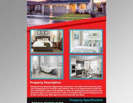 nº 8 pour Property for sale design template par farshidrafiq