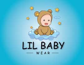 nº 57 pour Logo for baby clothing website par purkaitsuman2