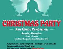 #32 for Yoga Sita Christmas Party by ddjordjevicc