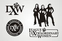 Logo Design for League of Extraordinary Women için Graphic Design28 No.lu Yarışma Girdisi
