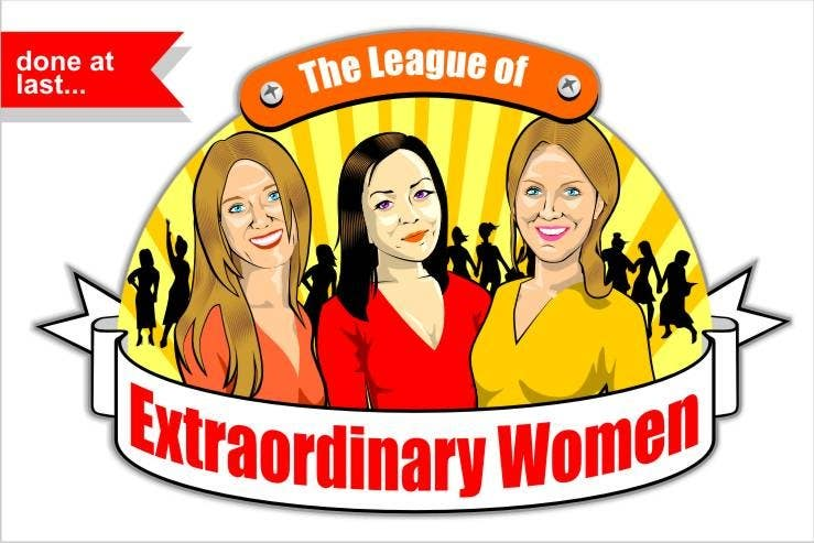 Entri Kontes #5 untukLogo Design for League of Extraordinary Women