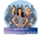 Logo Design for League of Extraordinary Women için Graphic Design65 No.lu Yarışma Girdisi