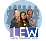 Logo Design for League of Extraordinary Women için Graphic Design41 No.lu Yarışma Girdisi