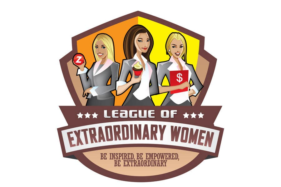 Entri Kontes #81 untukLogo Design for League of Extraordinary Women