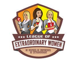 #81 para Logo Design for League of Extraordinary Women de taks0not
