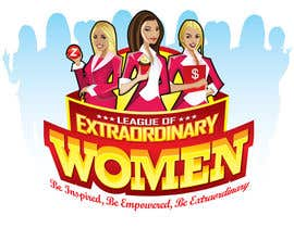 #76 pentru Logo Design for League of Extraordinary Women de către taks0not