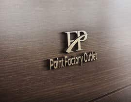 #225 for PFO(Paint Factory Outlet) Logo by BulbulRana