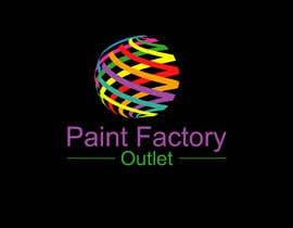 #240 for PFO(Paint Factory Outlet) Logo by alomkhan21