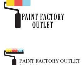 #233 for PFO(Paint Factory Outlet) Logo by nimafaz