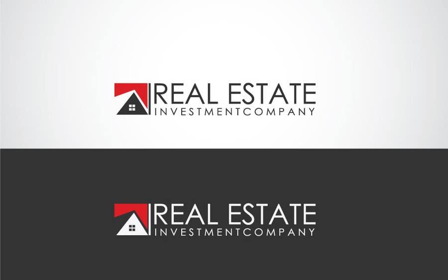 Bài tham dự cuộc thi #                                        19                                      cho                                         Design a Logo for Real Estate Investment Company