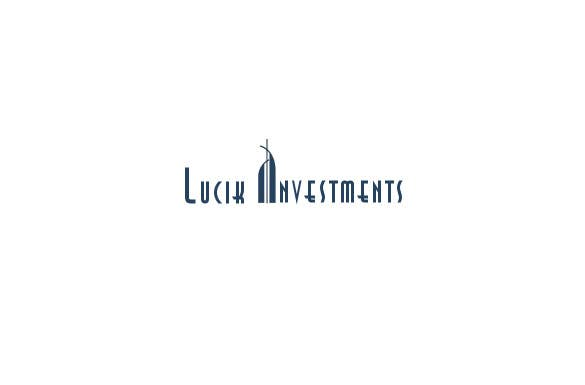 Bài tham dự cuộc thi #                                        9                                      cho                                         Design a Logo for Real Estate Investment Company