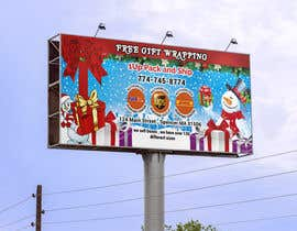 #84 for Christmas Holiday  billboard by mukta965