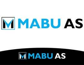 nº 205 pour Logo Design for MABU AS par trying2w