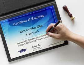 #47 for Please make this certificate more professional and editable af Bakr4