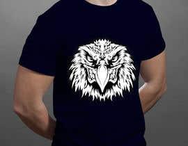 #73 , Create an illustration of an eagle for a t-shirt 来自 alyeasha2020