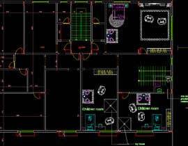 #2 untuk make interior furniture layout for residential villa oleh misalpingua03