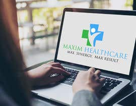 #10 для Logo for Maxim Healthcare, tag line Max synergy, Max Results от bestdesigner22