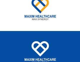 #7 untuk Logo for Maxim Healthcare, tag line Max synergy, Max Results oleh rakibislam7678