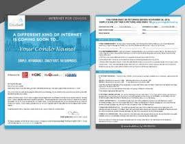 Nro 171 kilpailuun Design a Flyer (front and back page) käyttäjältä satishandsurabhi