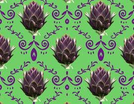 TDuongVn tarafından Create photo into a whole image of artichoke into a repeat pattern for print için no 8