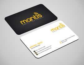 #77 untuk Build Me a Logo with a Business Card oleh ABwadud11