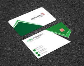 #71 untuk Build Me a Logo with a Business Card oleh Pobitro111