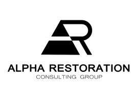 #136 untuk Compmay name  ALPHA Restoration Consulting Group  Need complete set of logos ready gor web, print, or clothing. This will also end up on vehicles also.   Tactial is style to show our covert nature. oleh mbbgraphicdesign