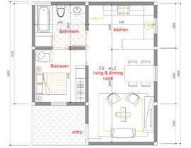 #6 untuk Simple Floor Plan oleh RENEDIAZCAD