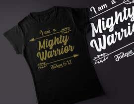 #50 for I am a Mighty Warrior - GIRLS Tshirt by Emranhossain388