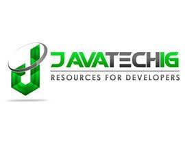 #55 untuk Re-Design a Logo for JavaTechig.com oleh gfxartist9