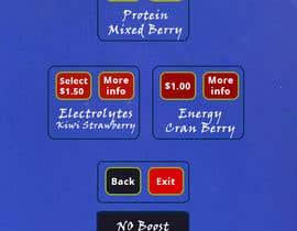 #34 untuk UI for a Drink Machine... oleh OLINO1