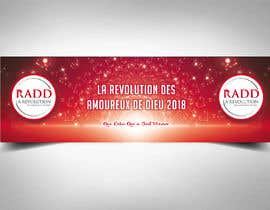 nº 67 pour RADD 2018 Backdrop par IrynaSokolovska