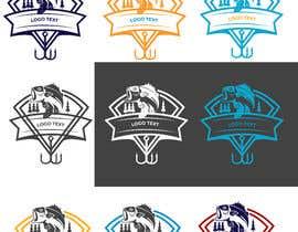 Nro 28 kilpailuun Fishing club logo käyttäjältä Desinermohammod