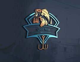 Nro 29 kilpailuun Fishing club logo käyttäjältä Desinermohammod