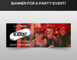 #8 for Design a Banner for a Party Event! af DesiDesigner21