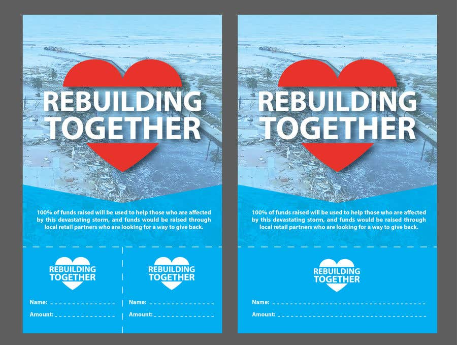 Конкурсная заявка №173 для Hurricane Michael Disaster Relief Fundraiser