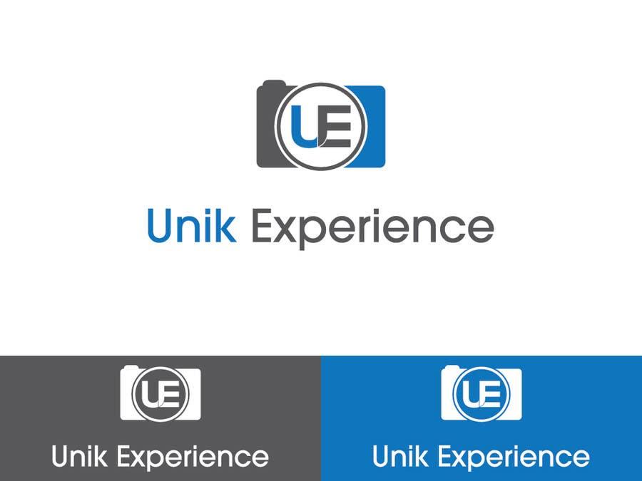 Konkurrenceindlæg #                                        4                                      for                                         Logo Design for Unik Experience