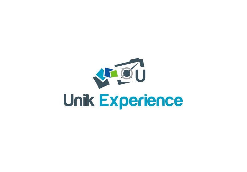 Penyertaan Peraduan #                                        66                                      untuk                                         Logo Design for Unik Experience