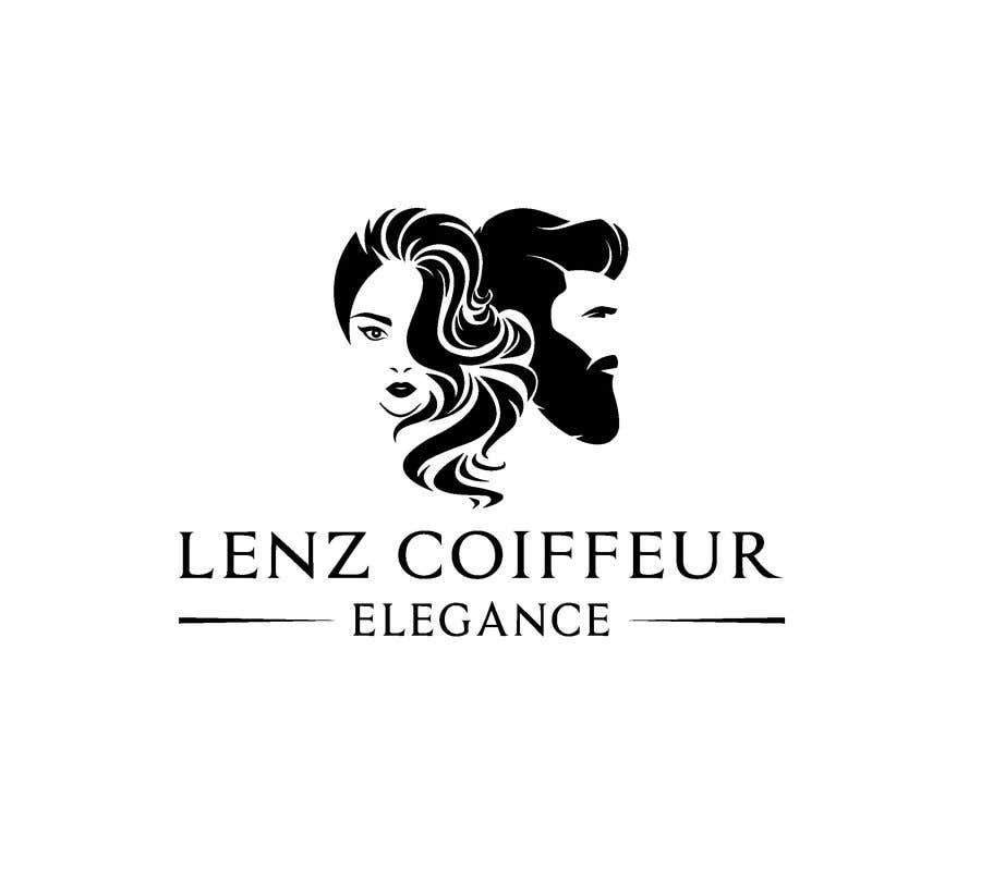 Logo For A Hairdresser Business