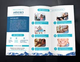 #9 for Design a brochure for Niseko Chiropractic by dydcolorart