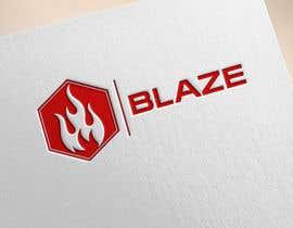#543 for Logo - Blaze by bhootreturns34