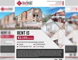 #52 for Design Flyer For Rental by hellotanvir