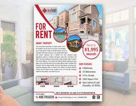 #109 for Design Flyer For Rental by graphicshero