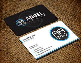 #108 for Personalized Business Cards af Rahat4tech
