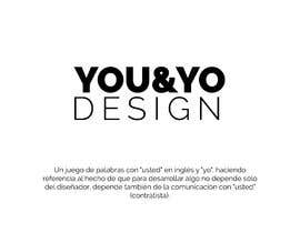 nº 42 pour Diseño de logotipo - Logo design par BrunoCoutinhoINW