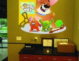#40 for Corporate Identity, Office Walls, Wall Wraps af foujdarswati6