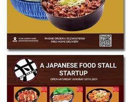 #31 para Create a food flyer de piashm3085
